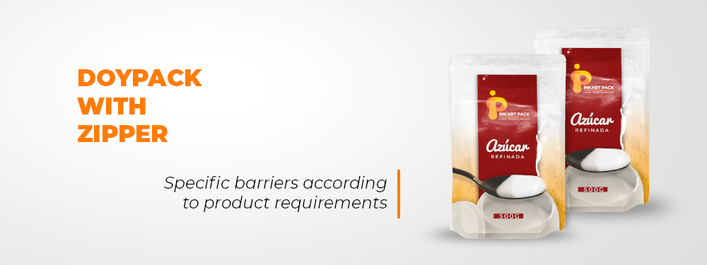 Specific Barriers According To Product Requirements InkartPack