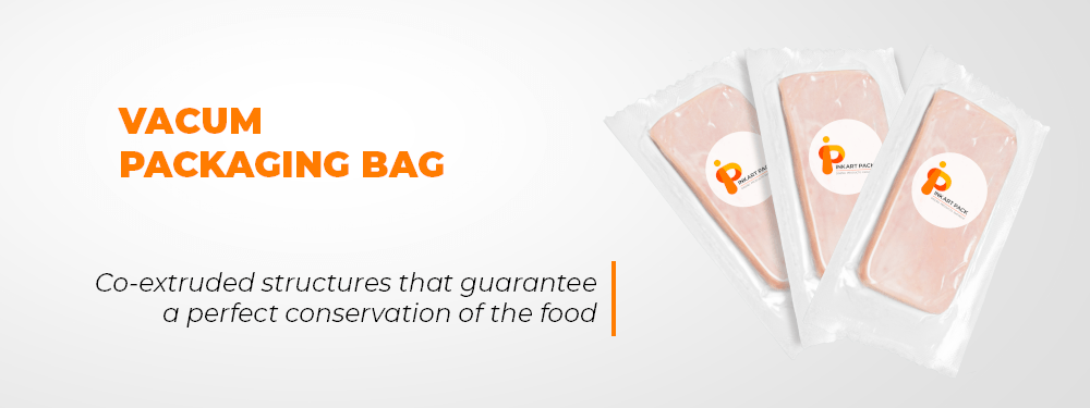 Vacuum Packaging Bag Co Extruded Structures That Guarantee A Perfect Conservation Of The Food InkartPack