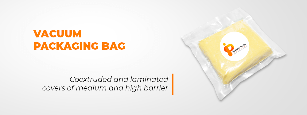 Vacuum Packaging Bag Coextruded And Laminated Covers Of Medium And High Barrier InkartPack